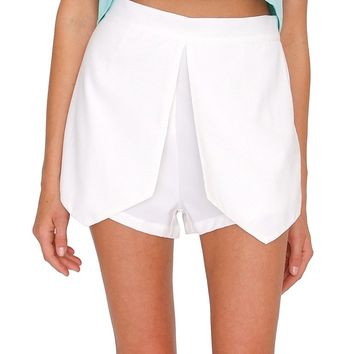 Effortless Shorts - Ivory