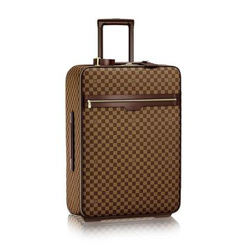 Louis Vuitton Pegase Weekend/Travel Bag 5055 (Authentic Pre-owned)