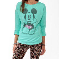 Classic Mickey Mouse Pullover | FOREVER21 - 2025809299