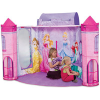 Play Hut - Disney Princess Salon - Play Tent