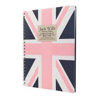 The Calderwood A4 Notebook | Jack Wills