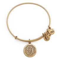 Initial D Charm Bracelet | Alex and Ani