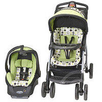 "Evenflo Aura Select Travel System Stroller - ""Oh"""