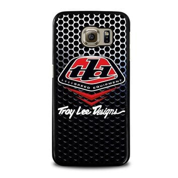 troy lee design samsung galaxy s6 case cover  number 1