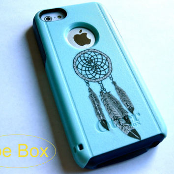 OTTERBOX commuter iPhone5c case,case cover iPhone5c otterbox ,iPhone5c otterboxcase,otterbox iPhone 5c, otterbox, dreamcatcher otterbox case