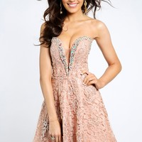 Jovani homecoming dress 98768 - Homecoming Dresses