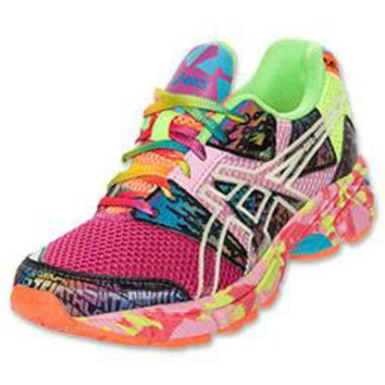 girls grade school asics gel noosa tri 8 running shoes  number 2