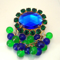Magnificent Alice Caviness vintage Brooch