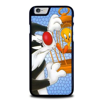 SYLVESTER AND TWEETY Looney Tunes iPhone 6 / 6S Case Cover