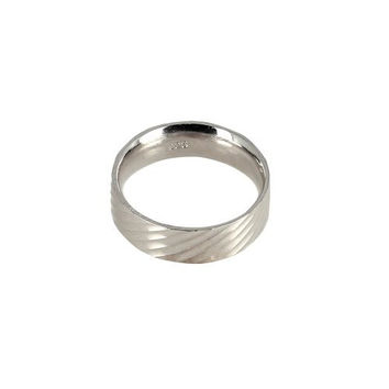 Silver Alloy Ring for Men Size 8 Indian Jewelry Contemporary