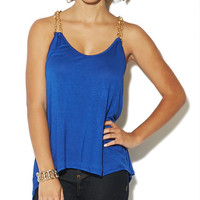 Back Chain High-Low Tank