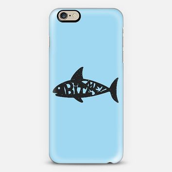 SHARK! iPhone 6 case by Dylan Morang | Casetify