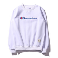The champion men and women casual fashion sweater