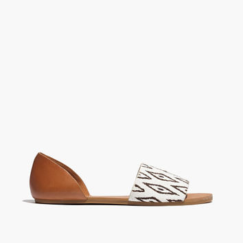 THE THEA SANDAL IN DIAMOND IKAT