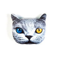 "SHARK CAT 12"" PLUSH PILLOW – Odd Future"