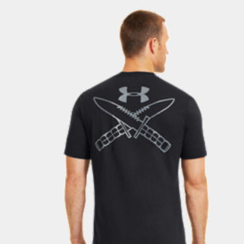 Men's UA Tactical Hand-To-Hand T-Shirt  | 1240934 | Under Armour US