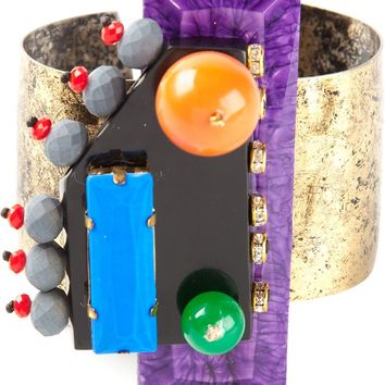 Katerina Psoma abstract cuff