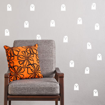 Spooky Ghost Mini-Pack Wall Decals