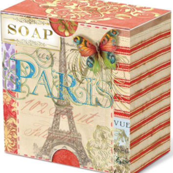Paris Verbena Gift Soap