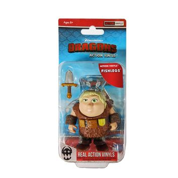 Loyal Subjects How to Train Your Dragon Fishlegs Action Vinyl Figure