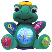 Baby Einstein Press and Play Pal Toy, Neptune (Discontinued by Manufacturer)