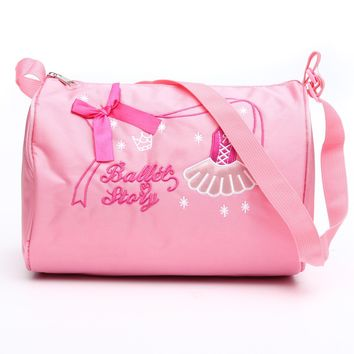 Girls Handbag Princess Casual Shoulder Bags  Dance Ballet Tote Backpack