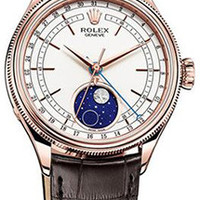 Rolex - Cellini Moonphase 39mm - Everose Gold