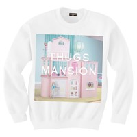 THUGS MANSION CREW NECK. - NEW