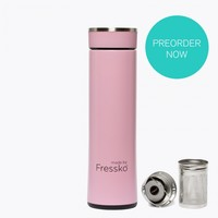 BLUSH - FRESSKO FLASK - 360ml / 12oz - Made By Fressko - US