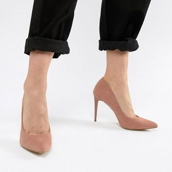 New Look High Pointed Court at asos.com