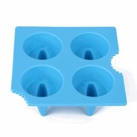 Shark Fin Silicone Ice Cube Tray - Gifts for Your Inner Child