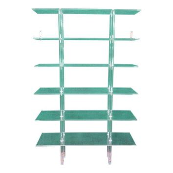 Pre-owned Vintage Lucite Bookcase Etagere