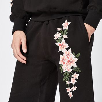 Young and Reckless Orchid Sweat Shorts at PacSun.com