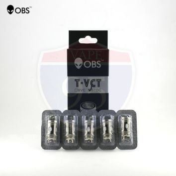 OBS Replacement Coils for the OBS T-VCT (5 Pack)