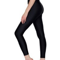 American Apparel Nylon Tricot High-Waist Legging