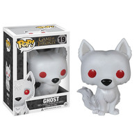 Funko POP! Game of Thrones - Vinyl Figure - GHOST: BBToyStore.com - Toys, Plush, Trading Cards, Action Figures & Games online retail store shop sale