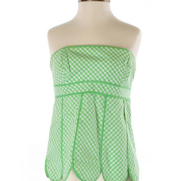 Lilly Pulitzer Strapless Top Size 0