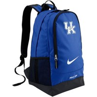 Nike Kentucky Wildcats Large Training Backpack - Royal Blue