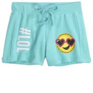 Hashtag Soft Shorts | Girls Clothes {parent_category} | Shop Justice