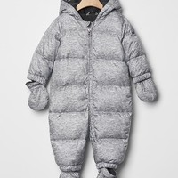 Gap Baby Warmest Down Snowsuit