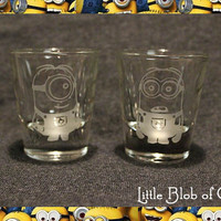 2pc Minion Shot Set