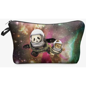 Space Cake Panda & Kittie