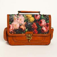 FLOWER CROSS BODY BAG