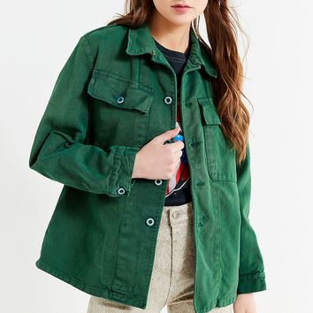 Vintage 1950s Oversized Work Jacket | Urban Outfitters