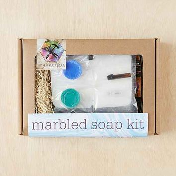 Makerskit Marbled Soap Kit