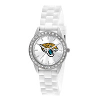 Jacksonville Jaguars NFL Women's Frost Series Watch