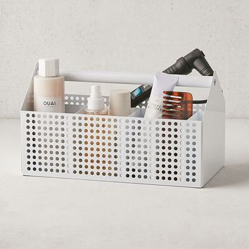 Eddy Metal Storage Caddy | Urban Outfitters