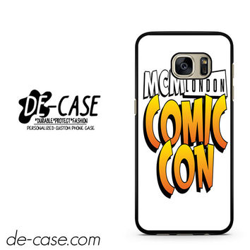 London Comic Con DEAL-6631 Samsung Phonecase Cover For Samsung Galaxy S7 / S7 Edge