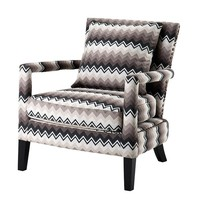 Chevron Lounge Chair | Eichholtz Gregory