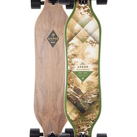 ARBOR Axis Walnut Skateboard | Longboards & Cruisers